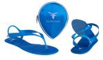 Flipsters Flip Flops Light blue