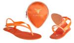Flipsters Flip Flops orange